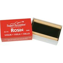 Violin Rosin, Super Sensitive, Dark