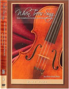 DVD Set - Complete Guide to Violin Making - P. Prier