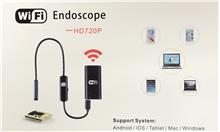 Inspection WIFI Endoscope, 5.5mm Tip, LED tip